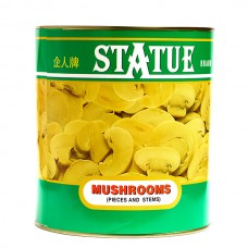 Mushroom (Pieces + Stems)